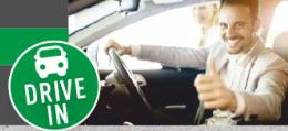 Getränke bestellen im Drive In - am 06.09.- 07.09.2019 von 10:00-18:00